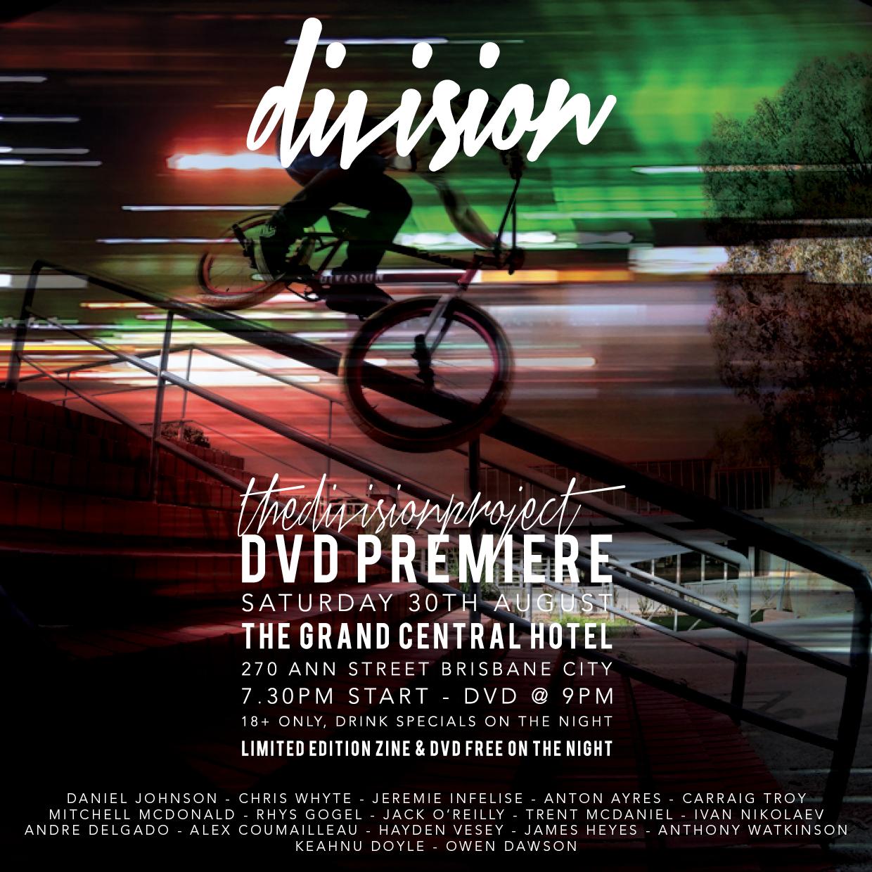 DIVISION DVD PREM FLYER